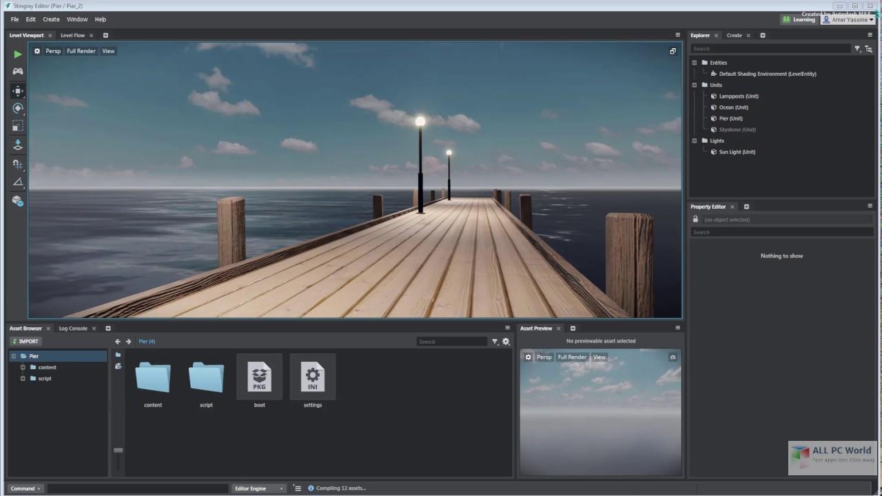 Autodesk Stingray 2018 v1.9
