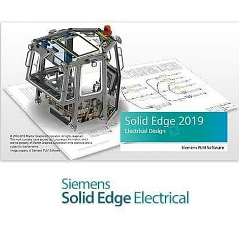 Download Siemens Solid Edge Electrical 2019 SP1