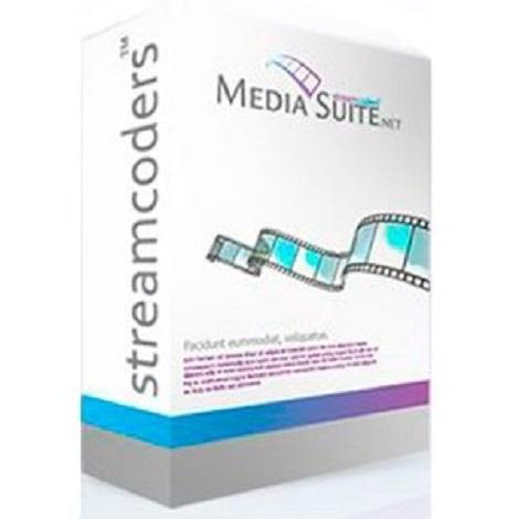 Download Streamcoders Mediasuite 5.1