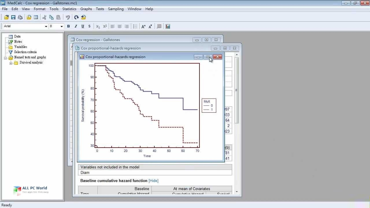 MedCalc 19.6 Free Download