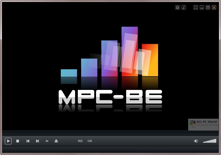 Media Player Classic Home Cinema Black Edition 1.5