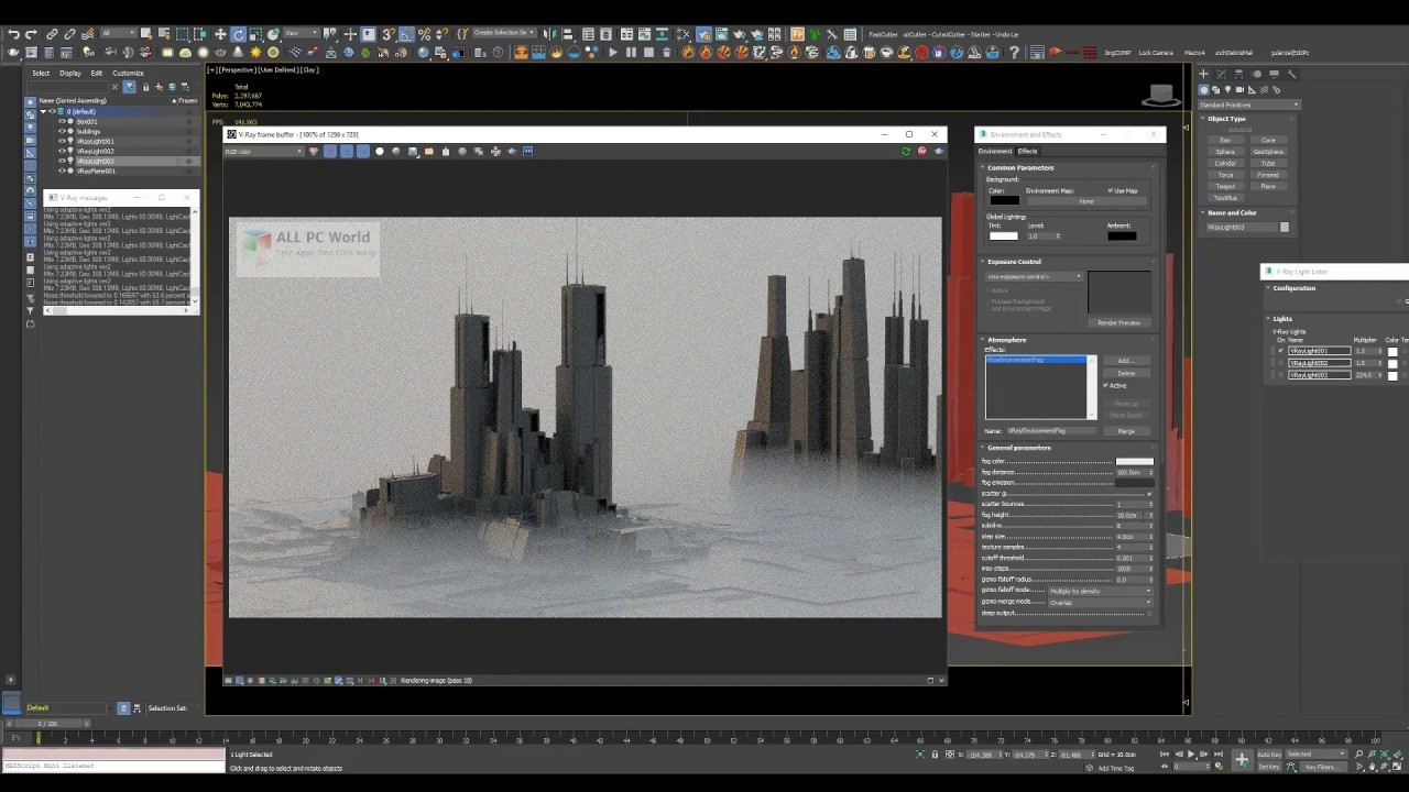 V-Ray Next 4.1 for 3ds Max