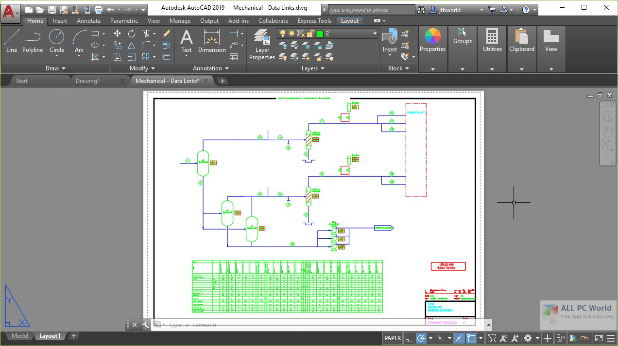 AutoCAD MEP 2020 Free Download