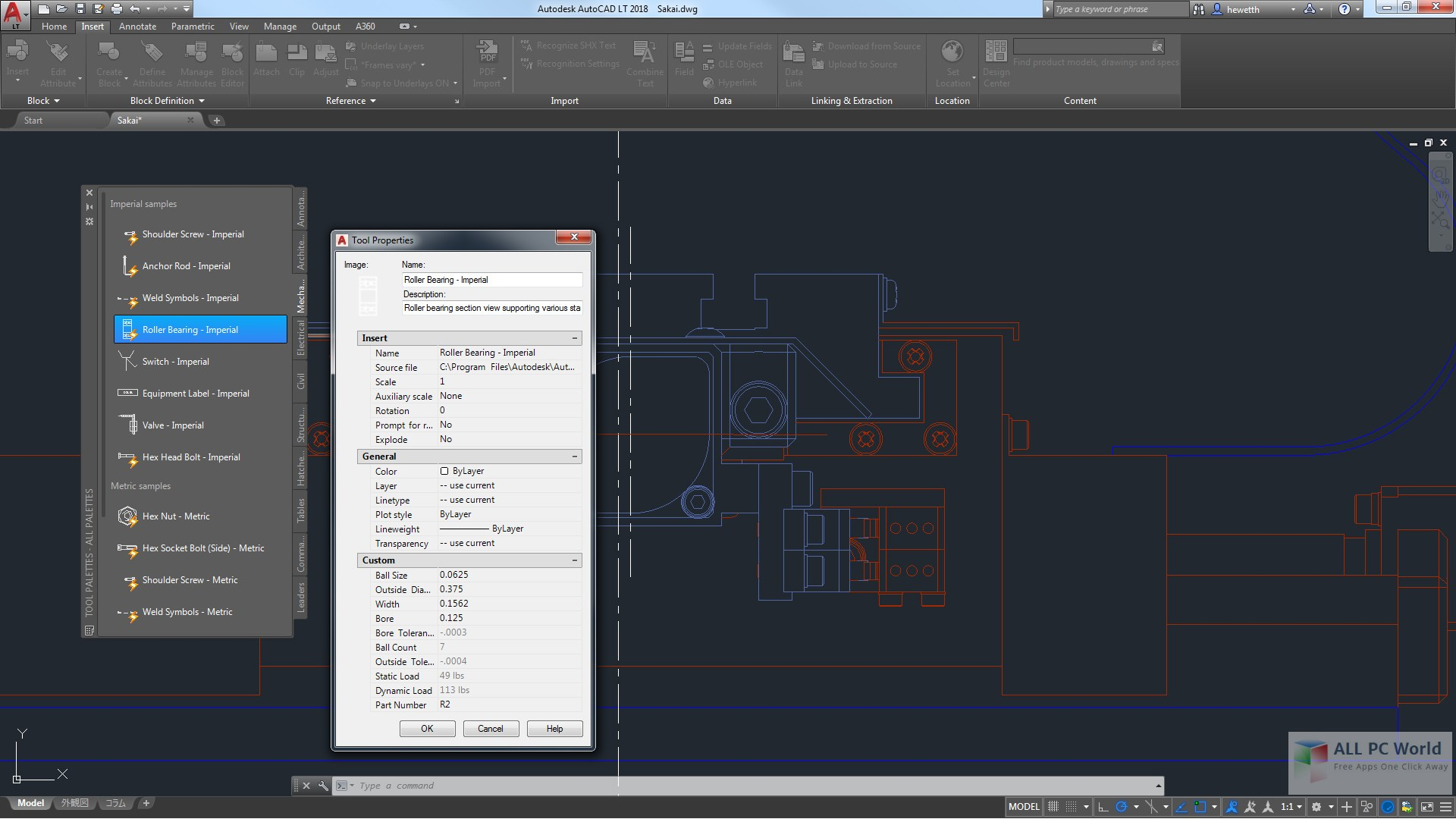 AutoCAD Mechanical 2020