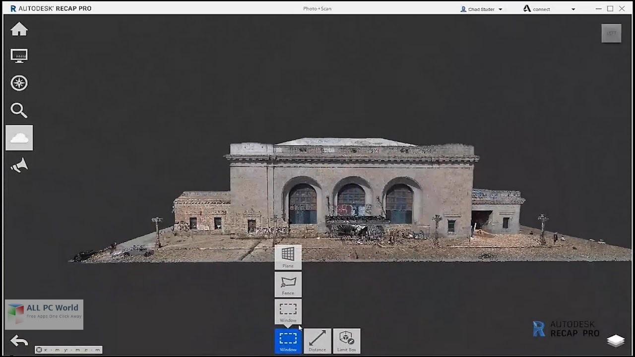 Autodesk ReCap Pro 2020 Free Download