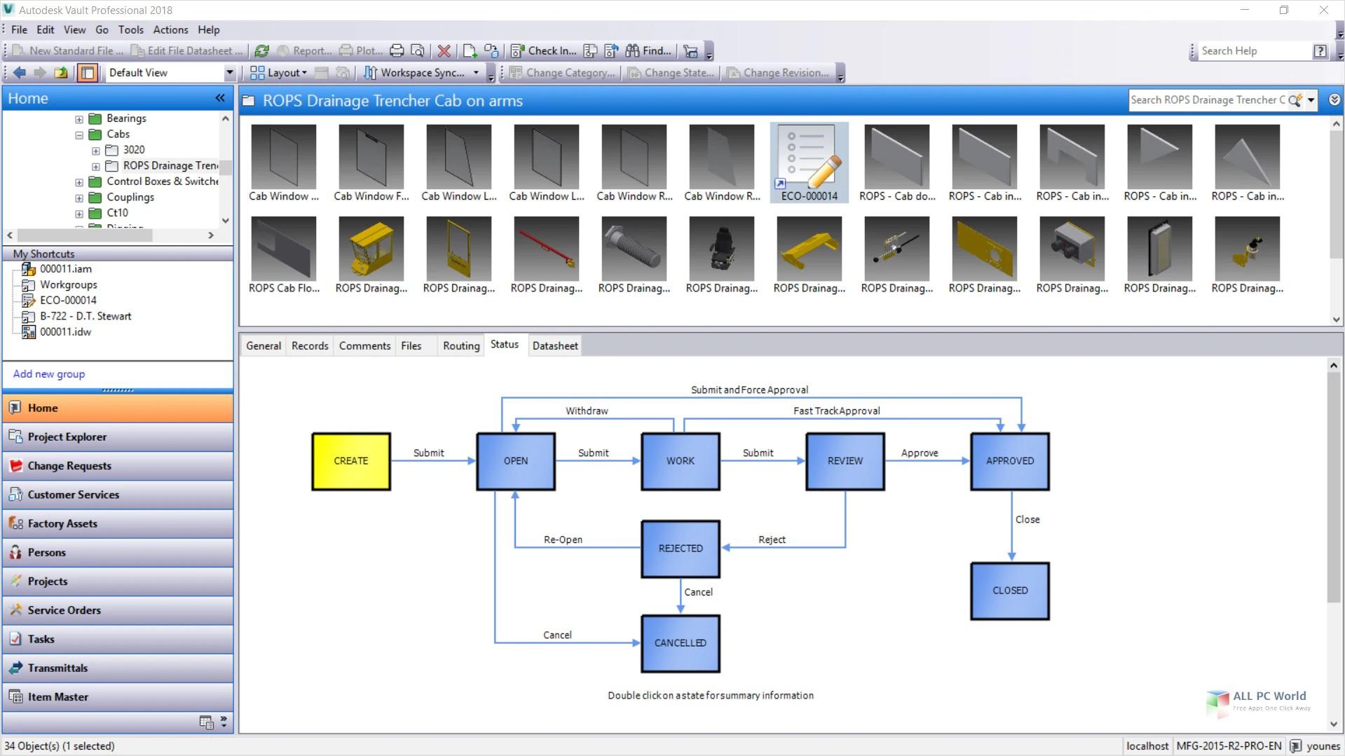 Autodesk Vault Pro Server 2020