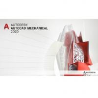 Download AutoCAD Mechanical 2020