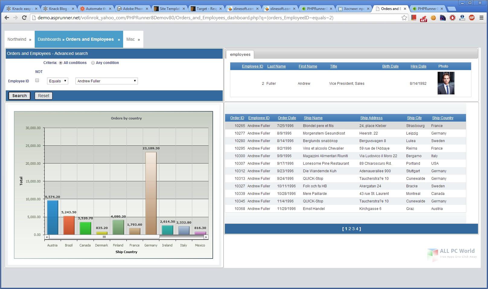 PHPRunner 9.0 Professional
