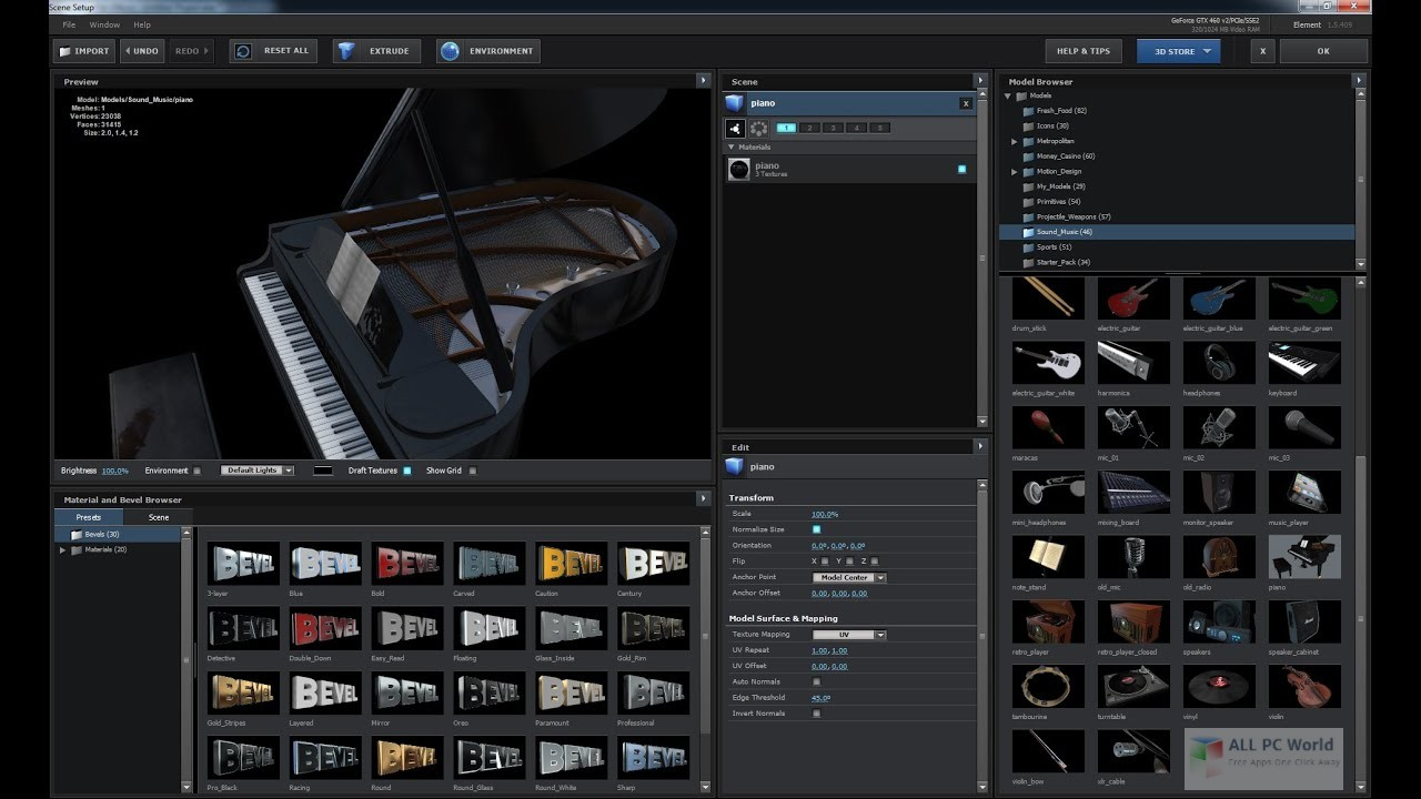 Video Copilot Element 3D 2.2