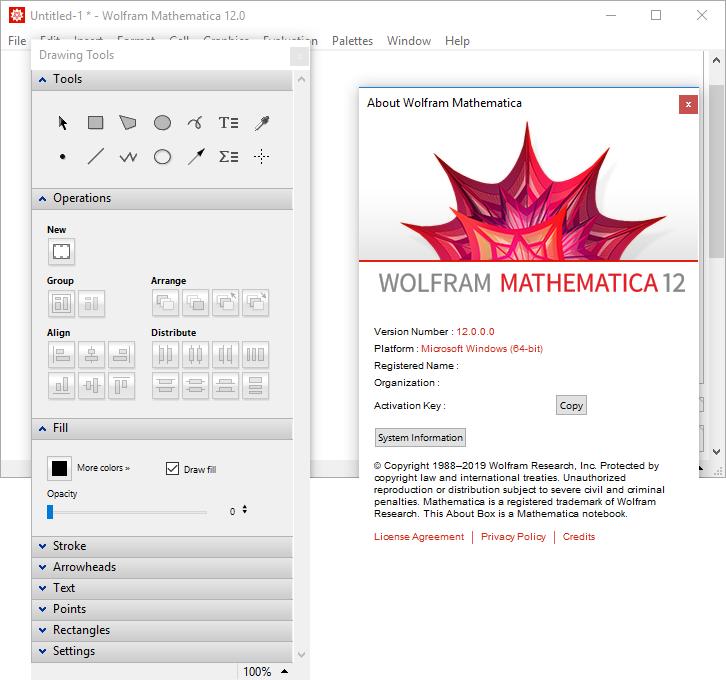Wolfram Mathematica 12.2