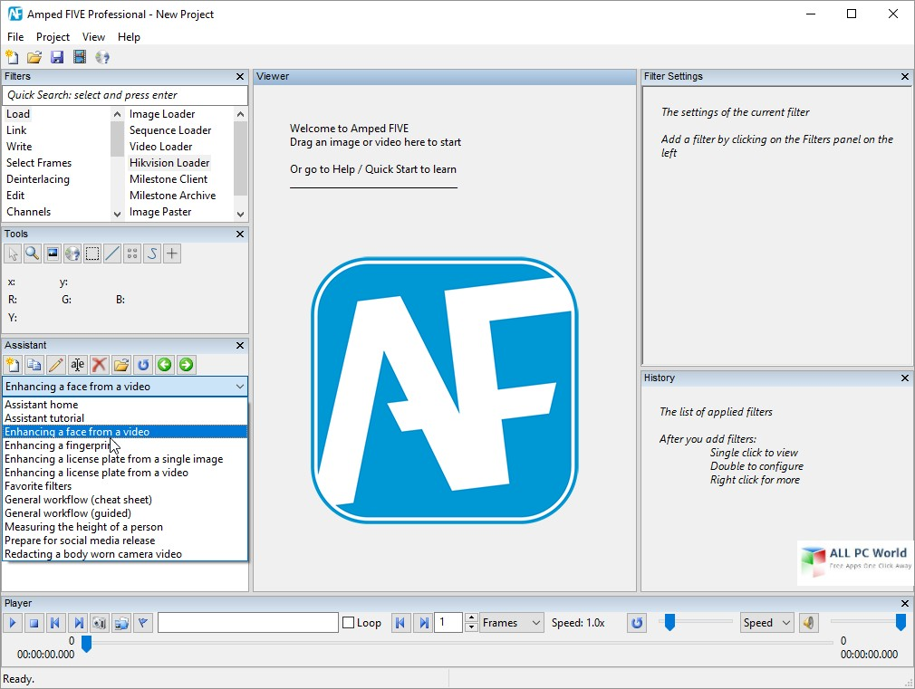 Amped FIVE Professional Edition 2019 Free Download