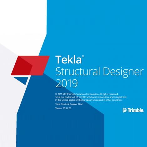 Download Tekla Structural Designer 2019 SP2 v19.0
