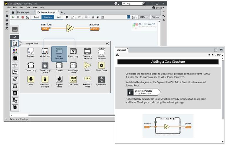 LabVIEW NXG 3.1
