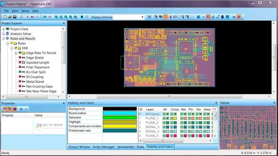 Mentor Graphics HyperLynx VX.2.5 Free Download