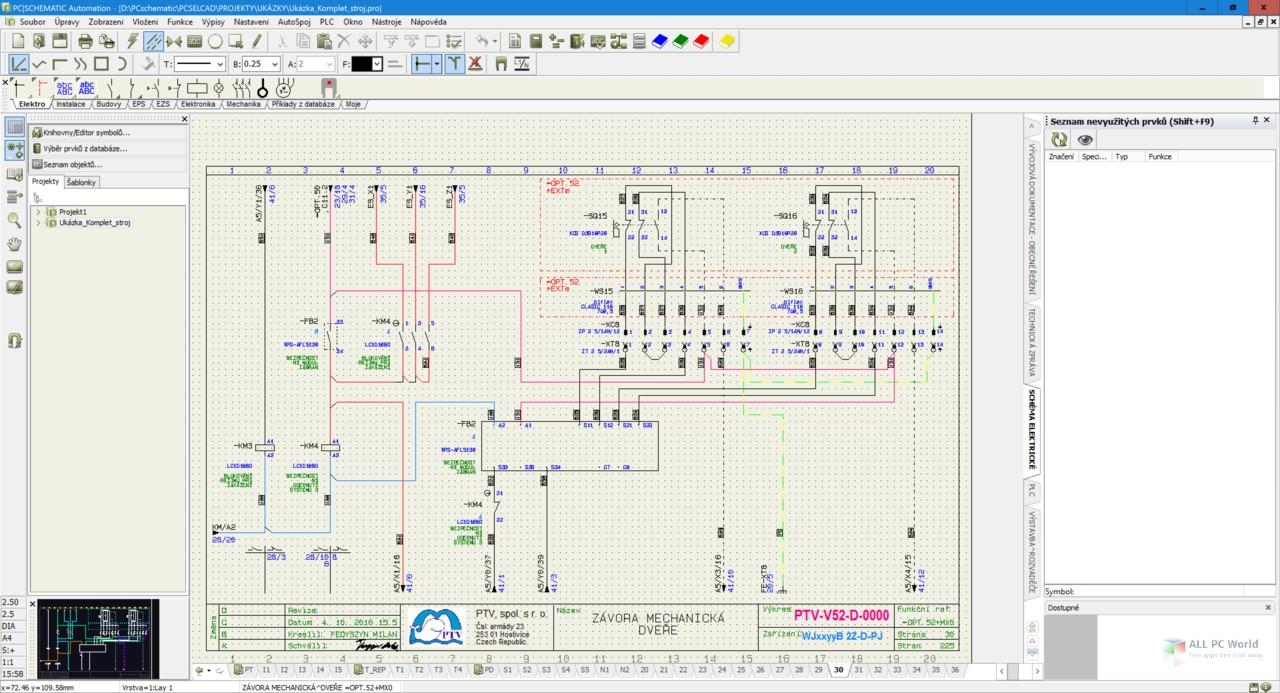 PCSCHEMATIC Automation 20.0