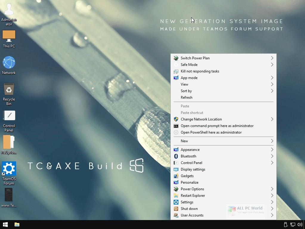 Windows 10 Gamer Elegant Edition 2019 Free Download