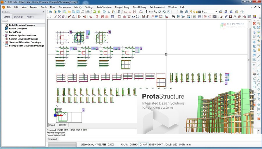 ProtaStructure Suite Enterprise 2019 SP2 Free Download