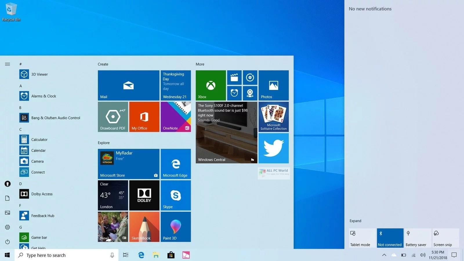 Windows 10 19H1 Lite Edition v9 2019
