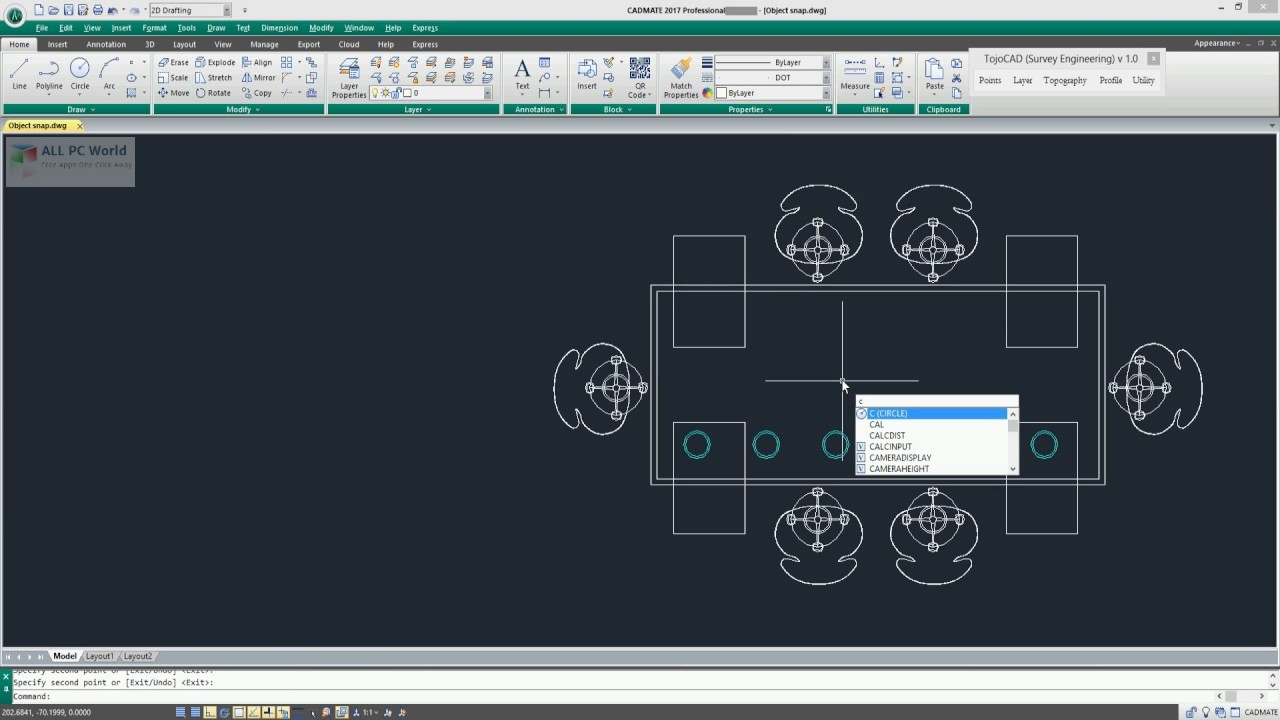 CADMATE 2019 Professional SP1 Free Download