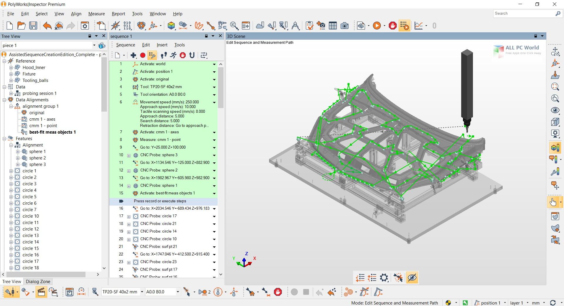 InnovMetric PolyWorks Metrology Suite 2019 IR2 Free Download
