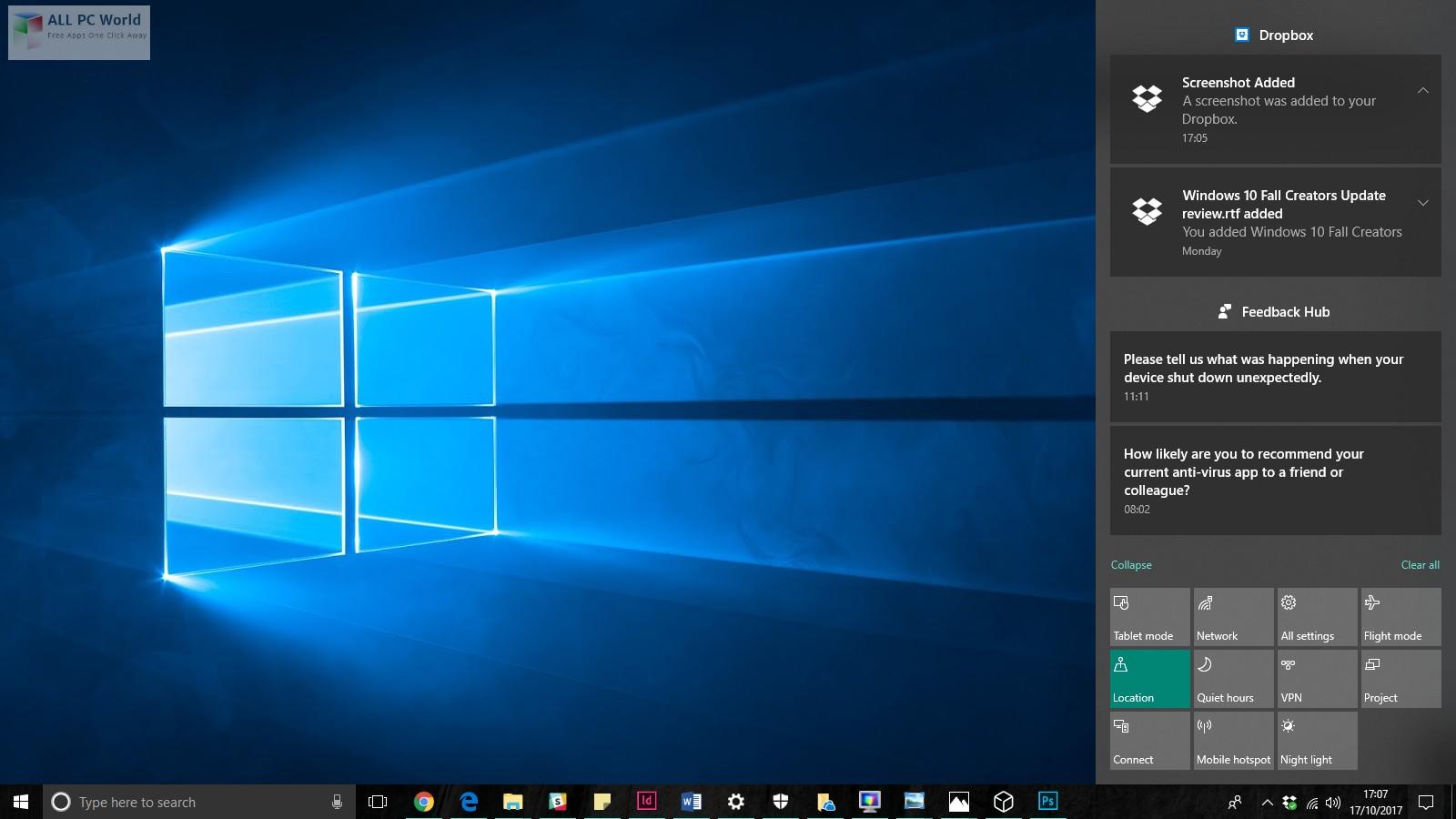 Windows 10 RS6 Pro v1903 July 2019 Free Download