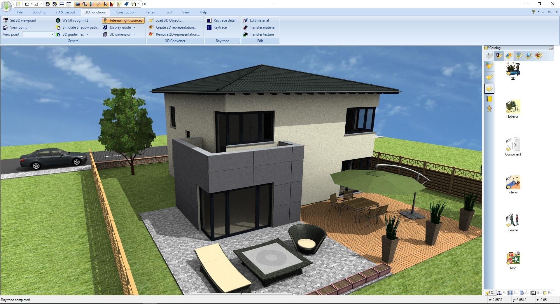 Ashampoo Home Design 5 Download