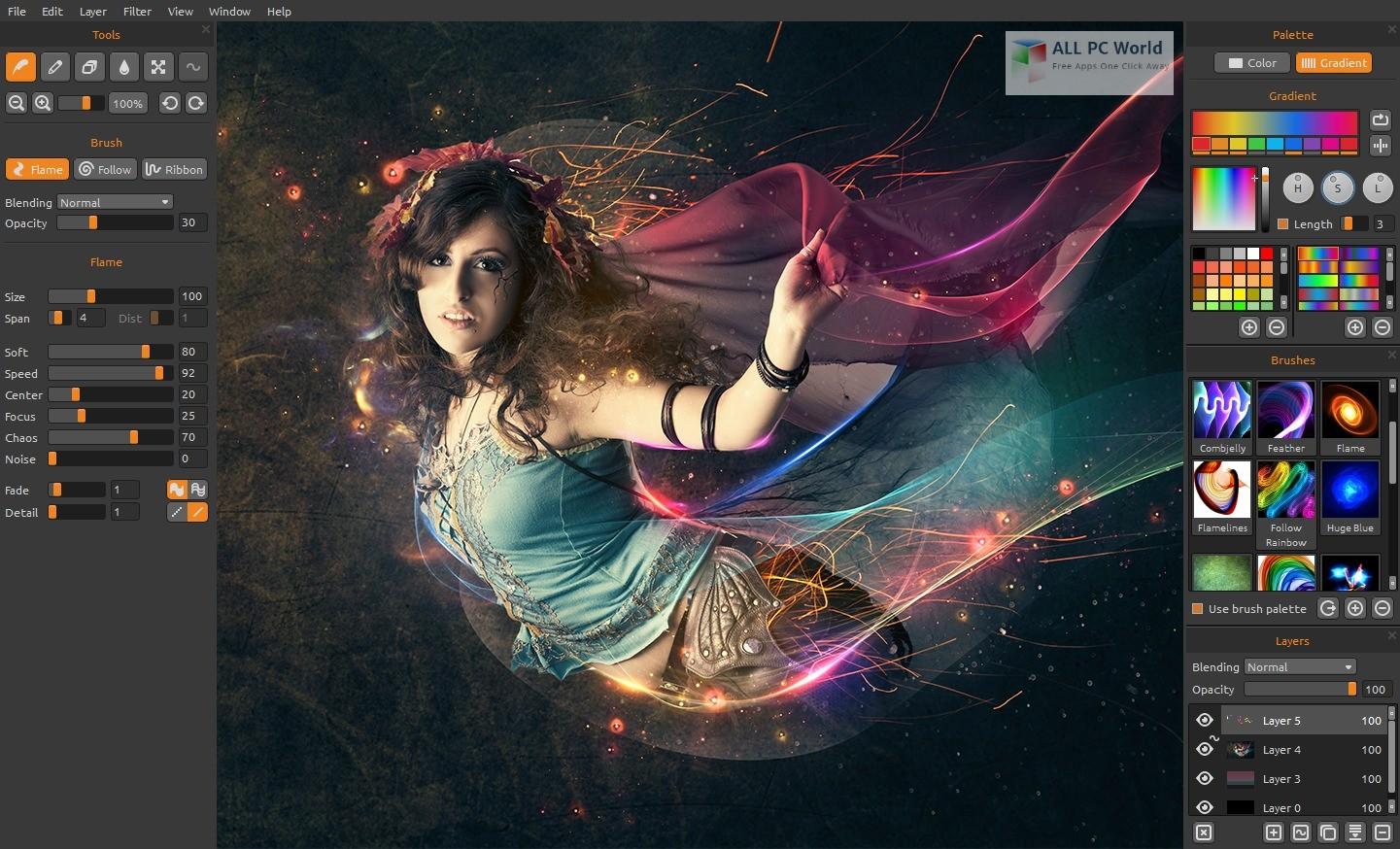 Flame Painter 3 Pro v3.2