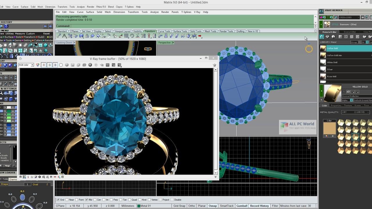 Gemvision Matrix 9 Download