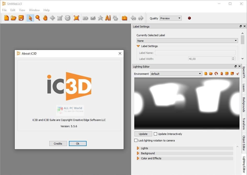 iC3D Suite 6 Free Download