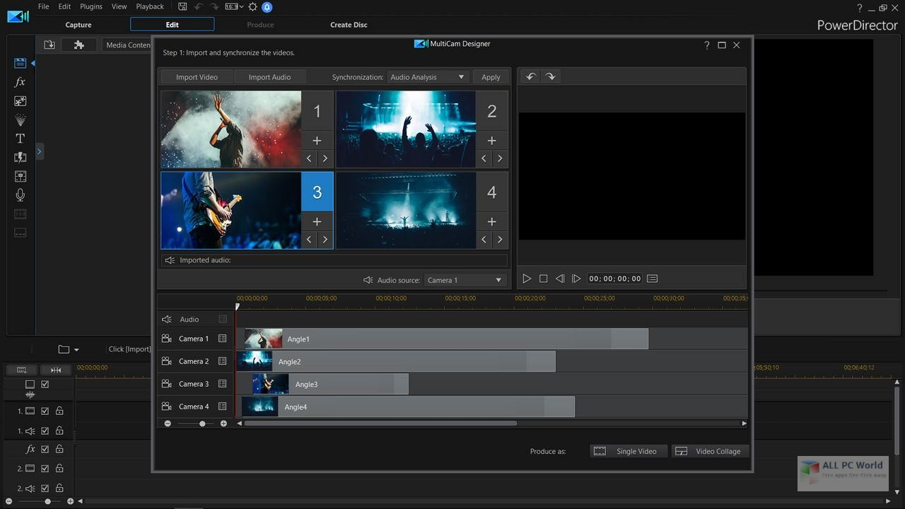 CyberLink PowerDirector Ultimate 18.0 Download