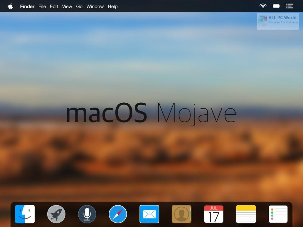 macOS Mojave 10.14.6 Download