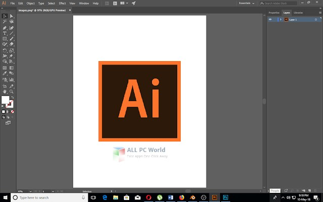 Adobe Illustrator CC 2020 v24.0 Download