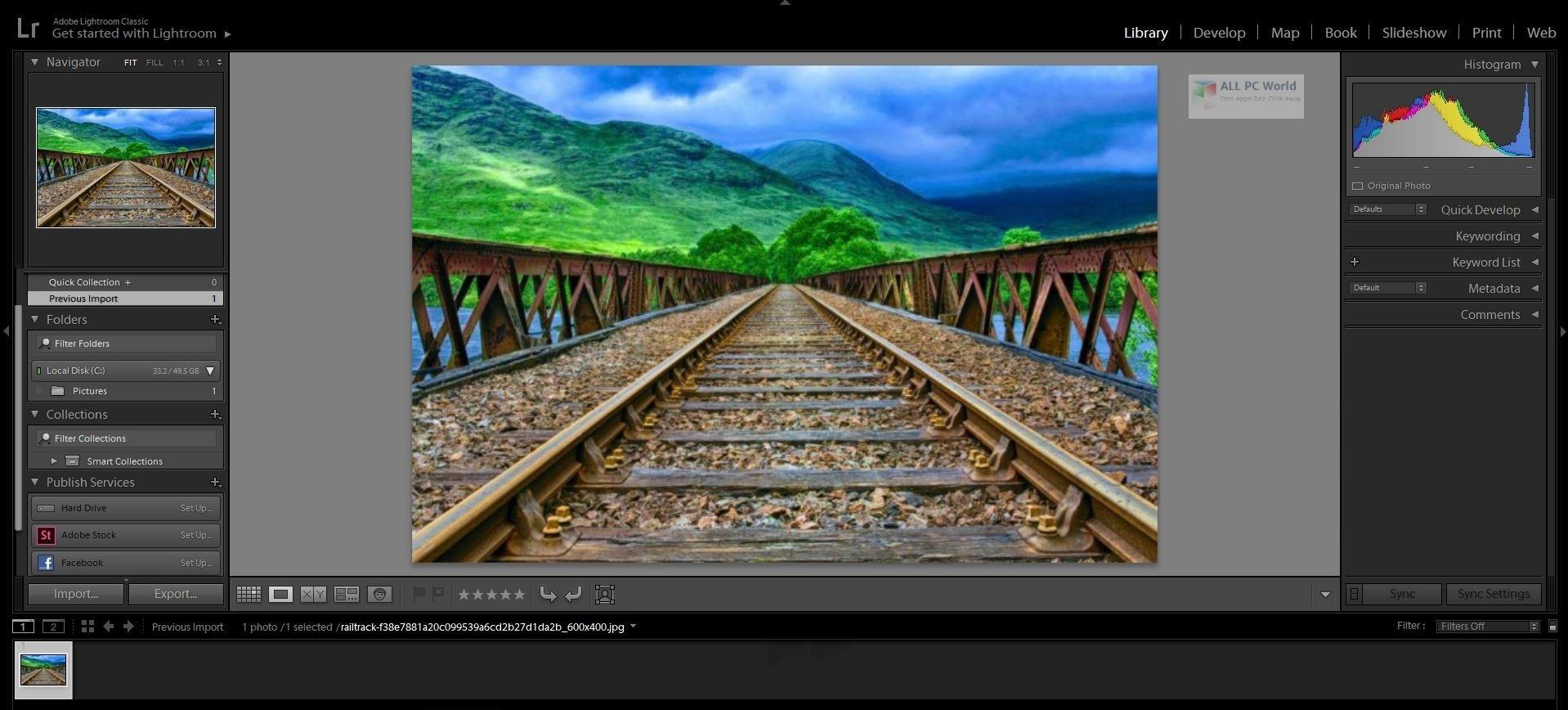Adobe Photoshop Lightroom Classic CC 2020 v9.0 Download