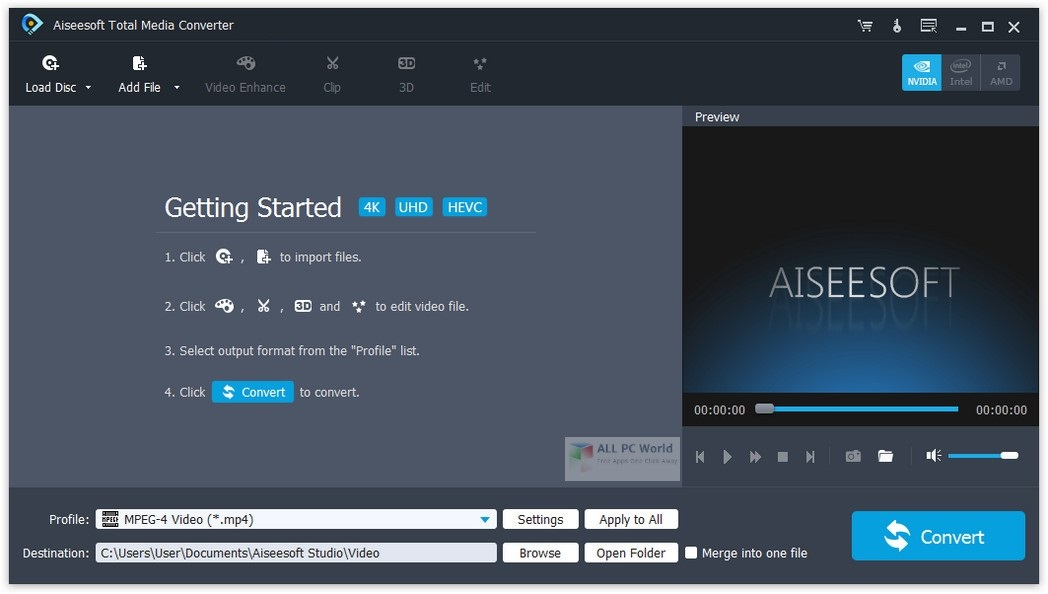 Aiseesoft Total Video Converter 9.2 Download