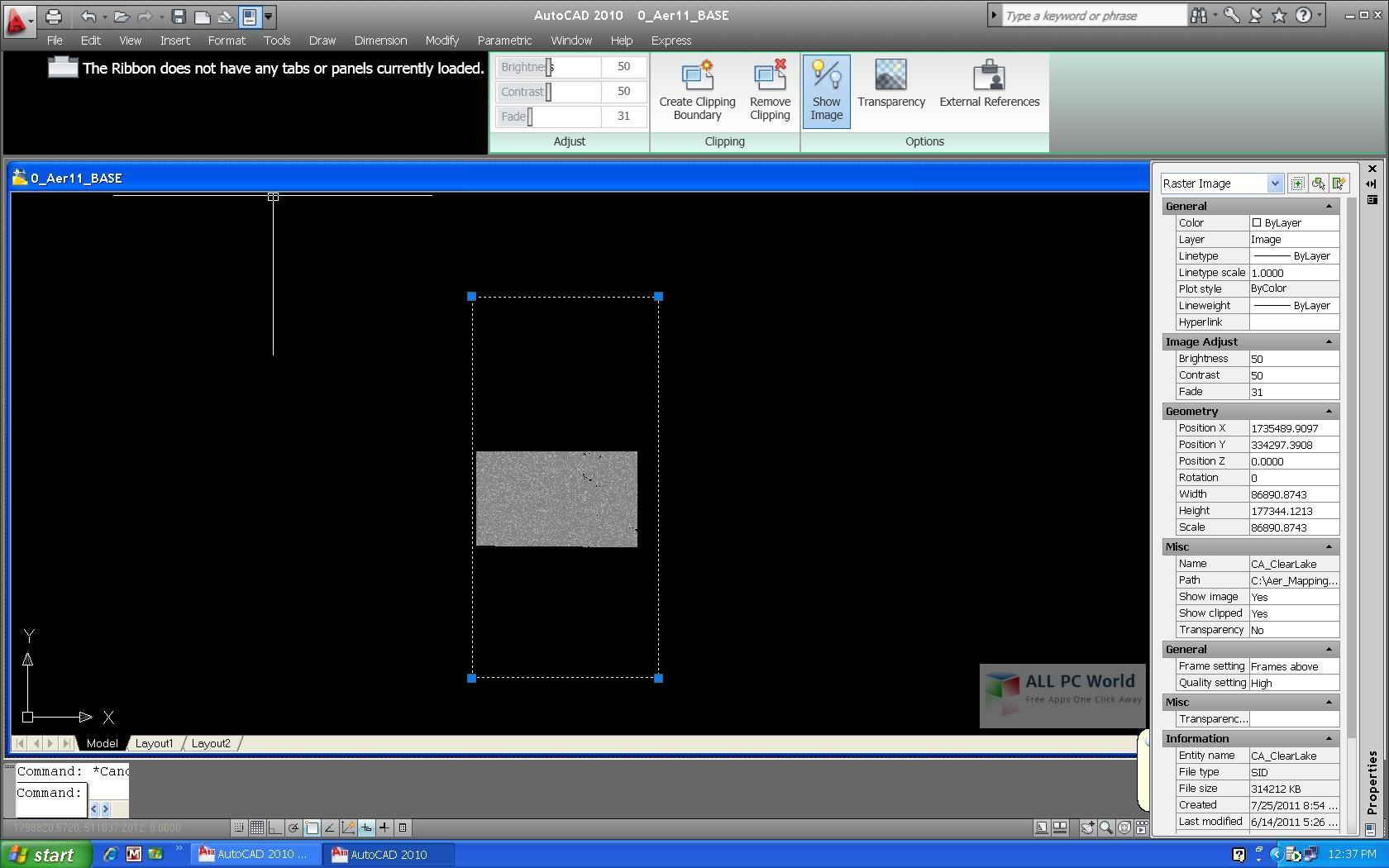 Autodesk AutoCAD 2010