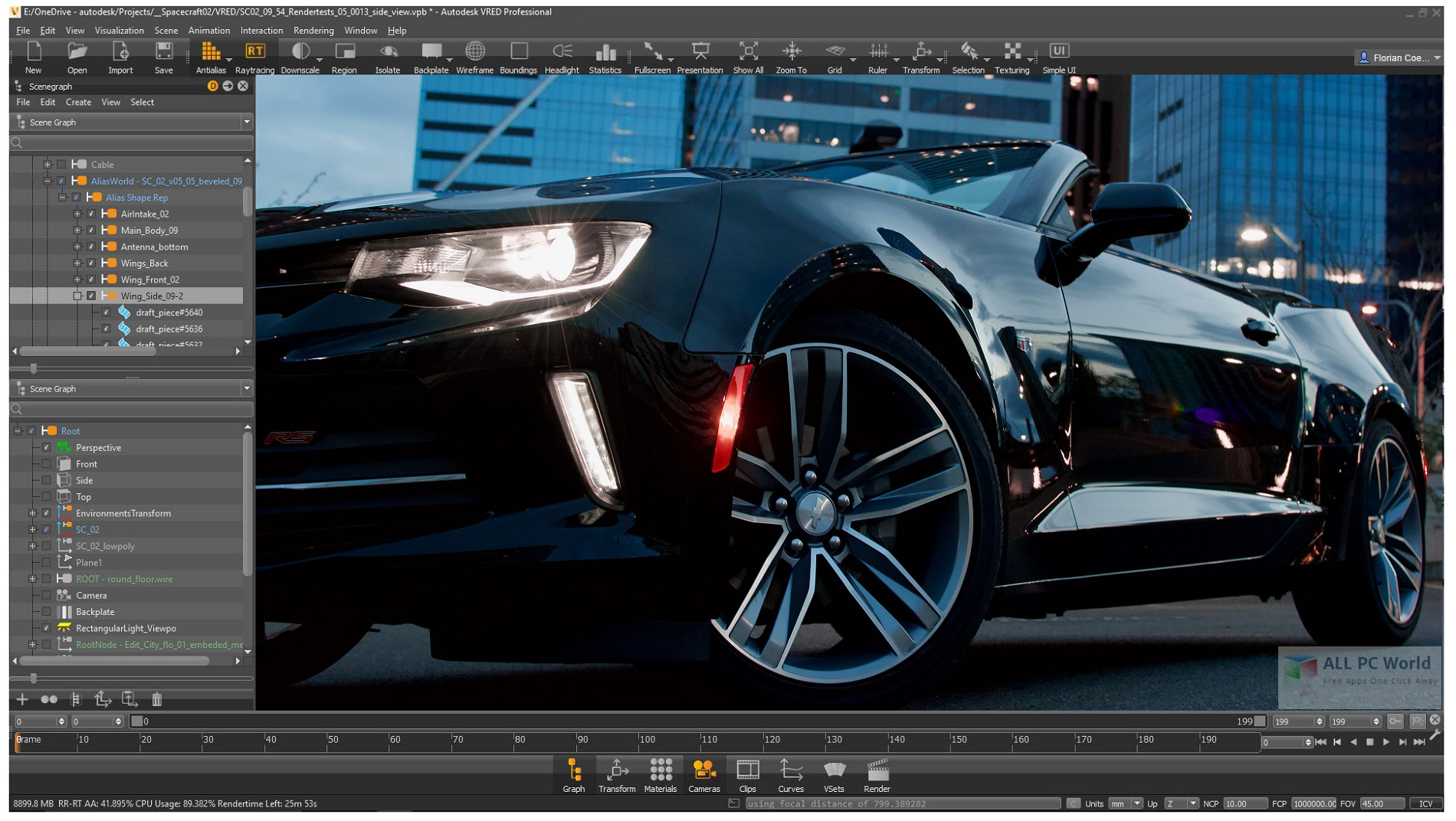 Autodesk VRED Professional 2020 Download