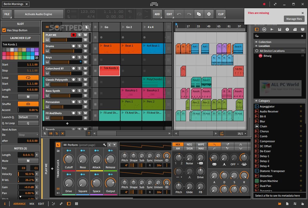 Bitwig Studio 3.0 Download