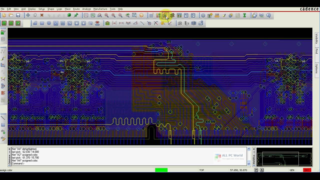 Cadence SPB Allegro and OrCAD 17.20 Download
