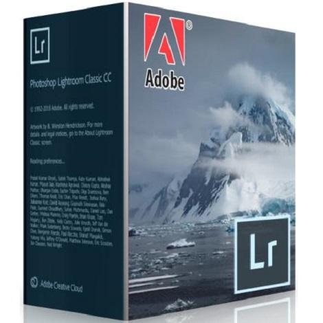 Download Adobe Photoshop Lightroom Classic CC 2020 v9.0