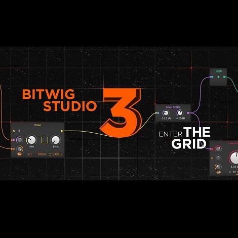 Download Bitwig Studio 3.0