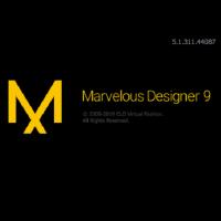 Download Marvelous Designer 9 Enterprise 5.1