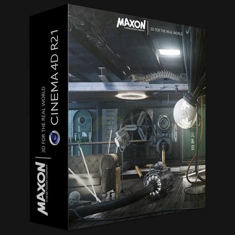 Download Maxon CINEMA 4D R21.0