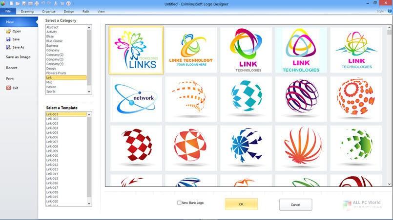 EximiousSoft Logo Designer 3.2