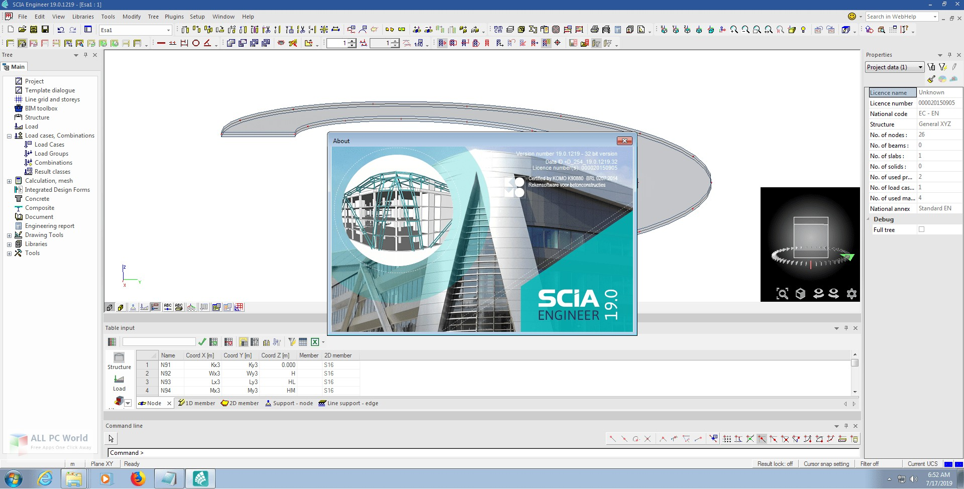 Nemetschek SCIA Engineer 2019 v19.1