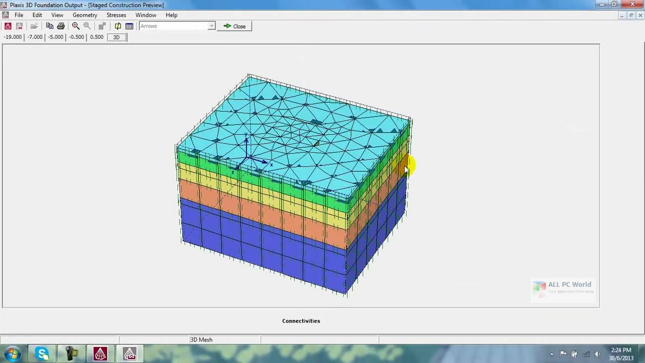 PLAXIS 3D 2013 Download