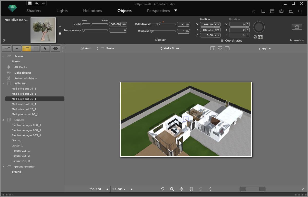 Artlantis Studio 2020 v9.0