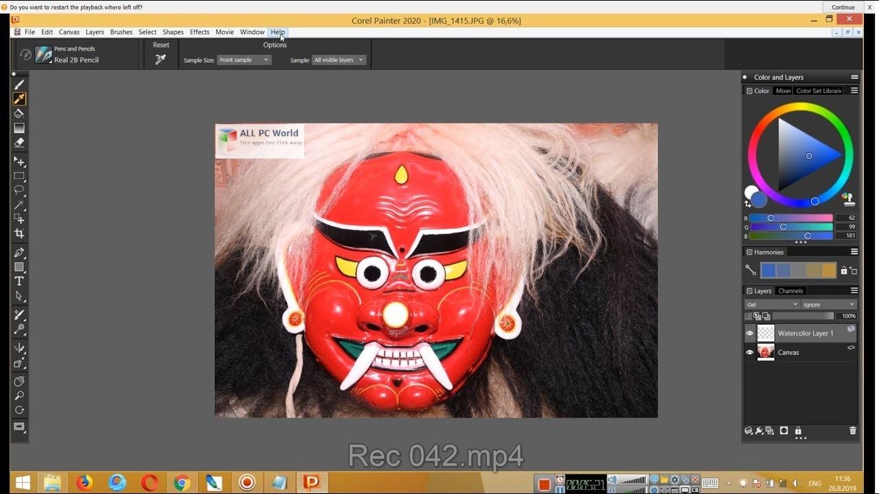 Corel Painter 2020 v20.0 Download