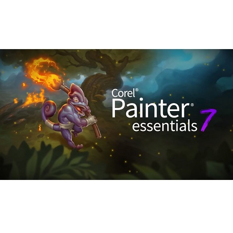 Download Corel Painter Essentials 7 Free
