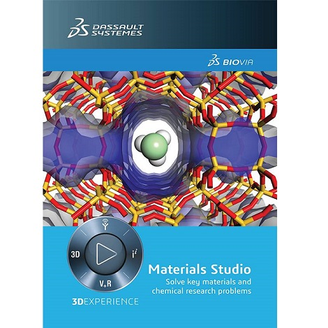 Download DS BIOVIA Materials Studio 2017