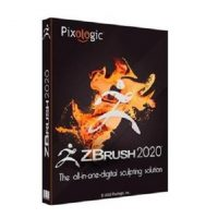 Download Pixologic ZBrush 2020
